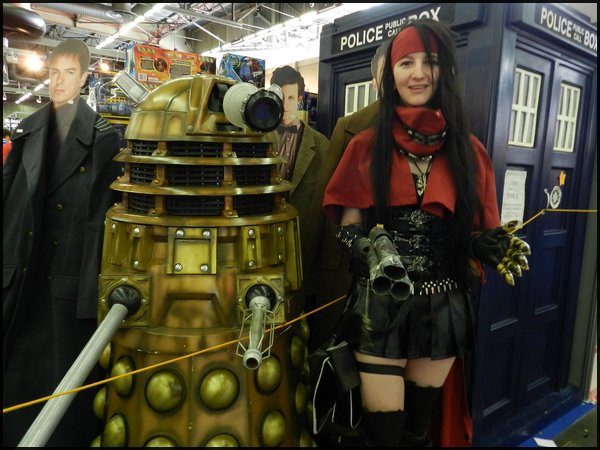Japan Expo / Comic Con 2012 [ Doctor Who ]