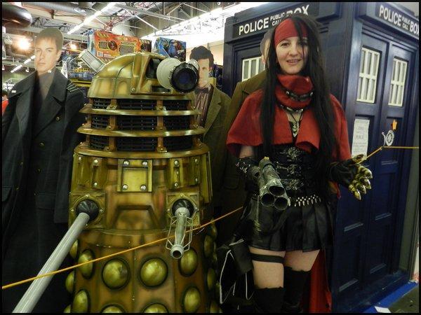 Japan Expo / Comic Con 2012 [ Doctor Who ]
