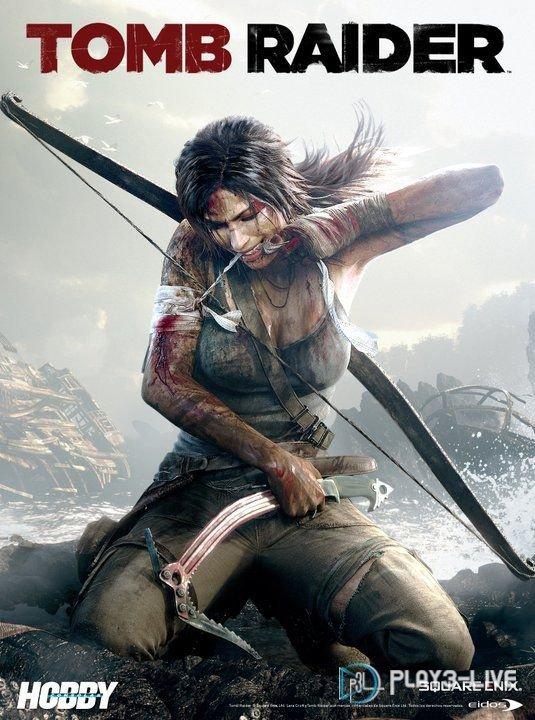 Images Magasine Tomb Raider 9 ....