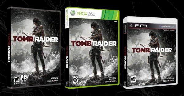 Jaquette Tomb Raider 9