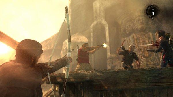 Tomb raider Multi-joueur