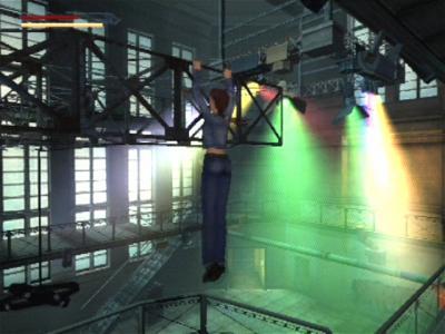 Tomb Raider l'ange des ténebres