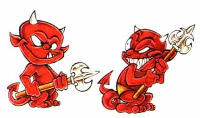 A la la les petit diable mdr blog de herve 013 - Les petit diable noel ...