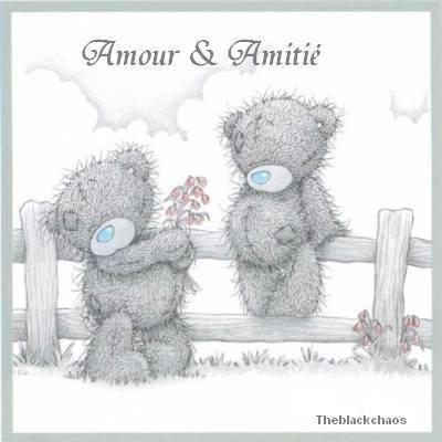 Amour, Amitié