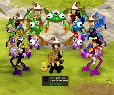 Team's Diamants