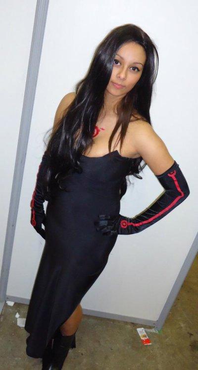 Cosplay Lust FMA ( Suki da yo Envy <3 )