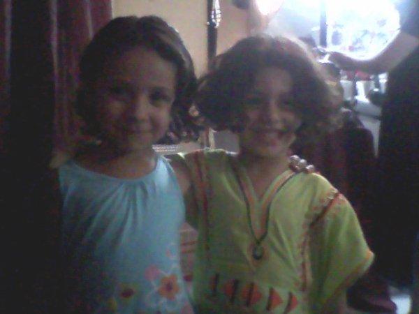 mes filles