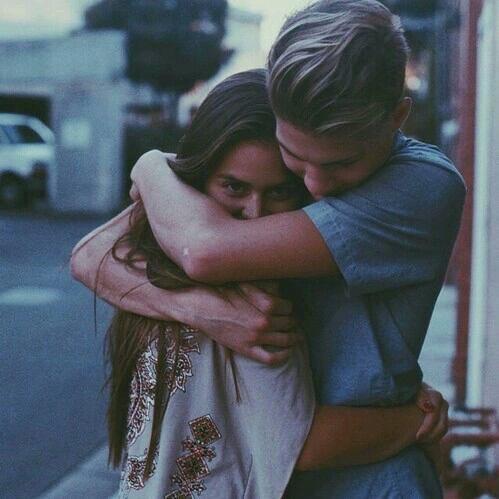 Tu es l'essentiel de ma vie. Celui que j'ai toujours voulu avoir dans ma vie.