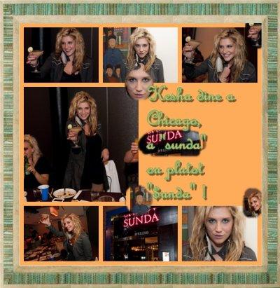 Kesha a Chicago