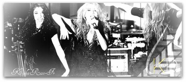 Kesha en consert