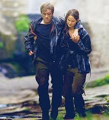Katniss et Peeta !