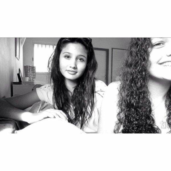Une vraie amie. ❤️