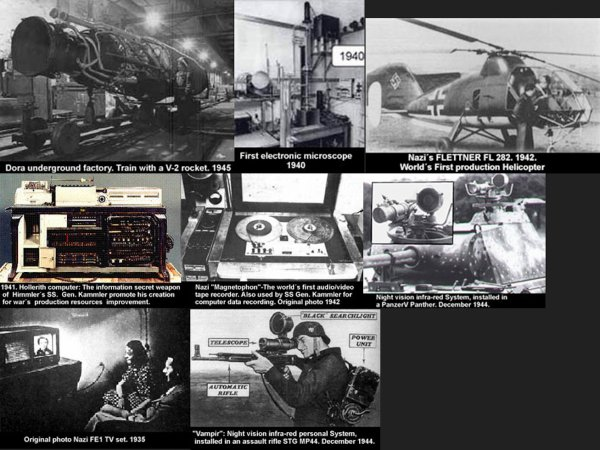Reportage sur les Avions a réaction, Messersmitt 262, Bombe volante V1, Fusée V2, 1939/1945