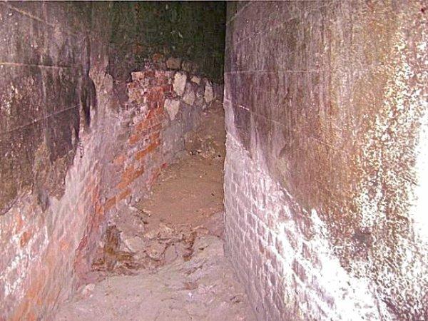 Petit passage dans le bunker