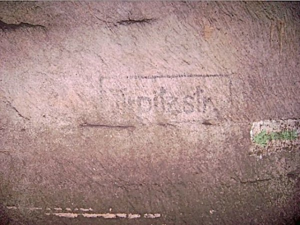 Nom d'une galerie ( Tirpitz str )