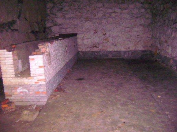 interieur d'un bunker