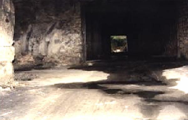 2eme entr e dit du couvent vue de l 39 int rieur grotteur60 for L interieur d un couvent