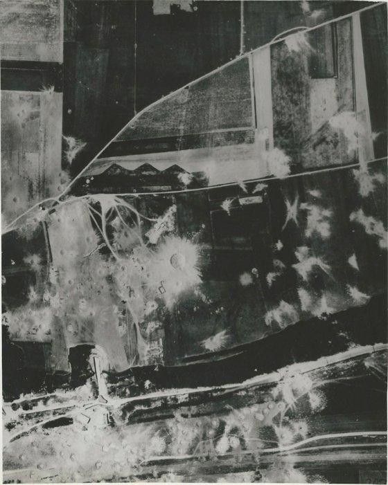 1944 après les Bombardements