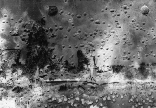 Photo 1944 après Bombardement