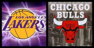 Lakers Vs Chicago Bulls