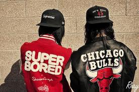 Chicago Bulls Vs Supreme