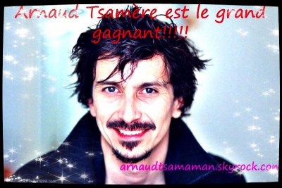"""Arnaud Tsamere est le grand gagnant de """"On n'demande qu'à en rire! (spécial vacances)""""!!!!"""