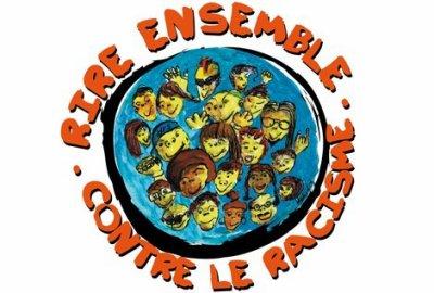 """Arnaud Tsamere était dans """"Rire ensemble contre le racisme""""."""