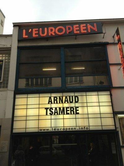 Les gauchers sont aussi adroits (52ème passage d'Arnaud Tsamere)