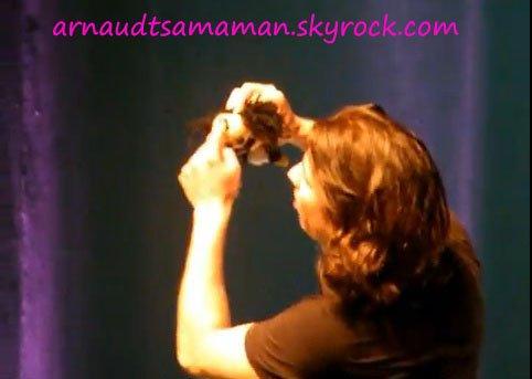 La poupée vaudou de Jérémy Ferrari qui représente Arnaud Tsamere