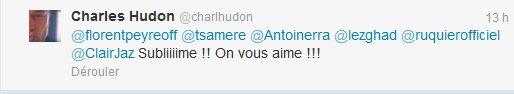 C'est fini l'Européen pour Arnaud Tsamere...