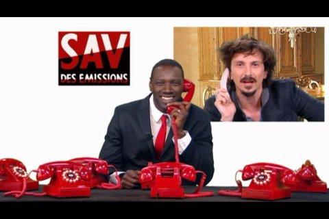 Arnaud Tsamere encore une fois dans SAV (Omar et Fred)