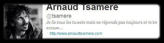 Arnaud Tsamere lit-il tout les messages de Twitter?