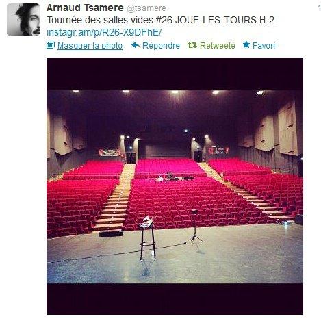 L'histoire d'Arnaud Tsamere et de la coccinelle...