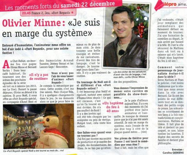 Arnaud Tsamere et Cie à Fort Boyard! (vidéo, articles de presse, ...)