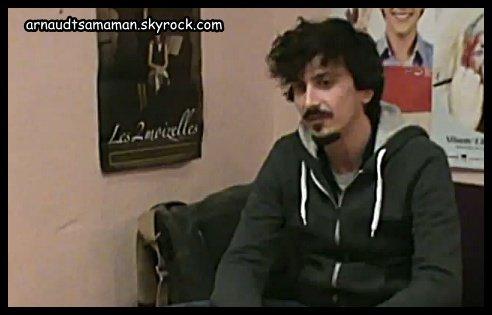 Arnaud Tsamere interviewé par... des enfants!