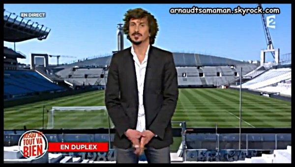 2ème chronique d'Arnaud Tsamere dans le talk show de Sophia Aram (Jusqu'ici tout va bien)