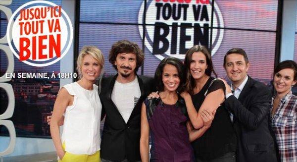 """Arnaud Tsamere quitte """"Jusqu'ici tout va bien"""""""