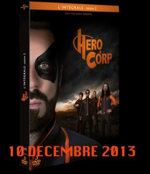 La saison 3 d'Hero Corp
