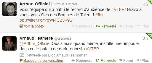 """Arnaud Tsamere dans le """"Vendredi Tout Est Permis"""" du 27 décembre 2013"""