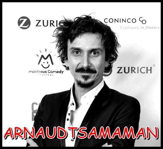 Blog sur Arnaud Tsamere