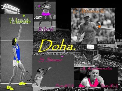 Doha 2012 WTA ♥