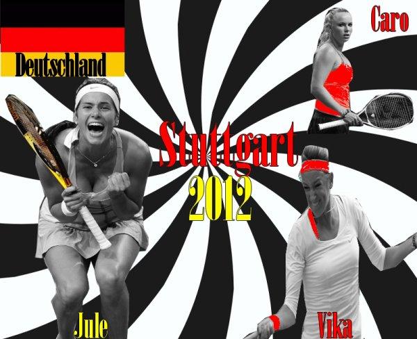 Stuttgart 2012 WTA