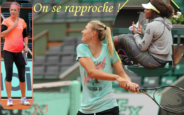 Direction Roland-Garros !