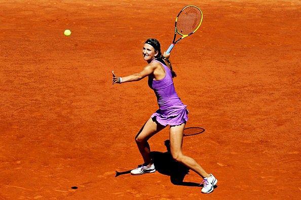Victoria Azarenka-Roland Garros 2012