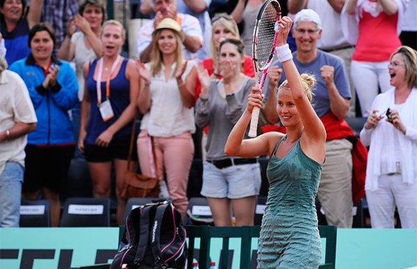Roland Garros le Dimanche 27 Mai