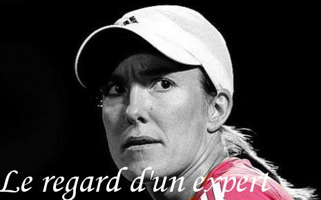 Interview avec Justine Henin