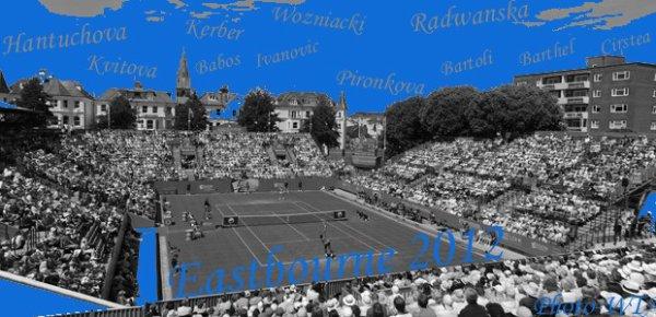 Eastbourne 2012 WTA
