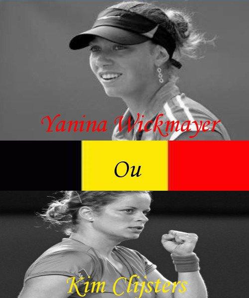 La plus belle joueuse sur le cout : Belgique