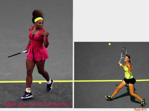 The American Dream --) US Open 2012