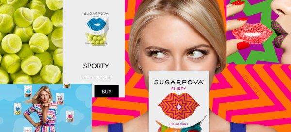 Sugarpova, plus qu'original !